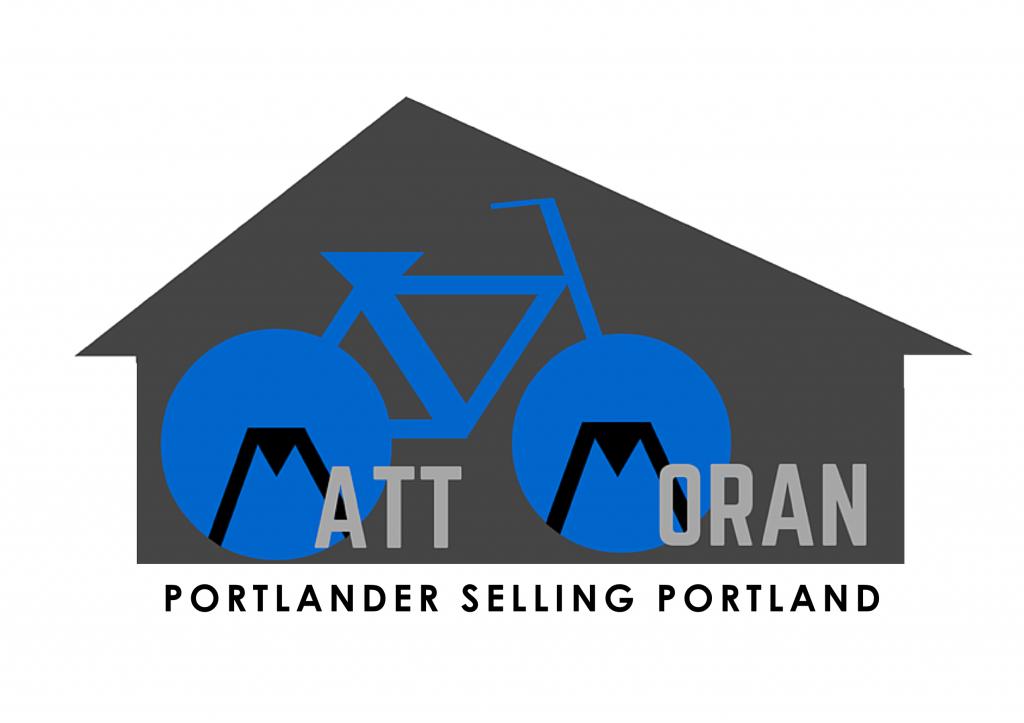 Matt Logo black text